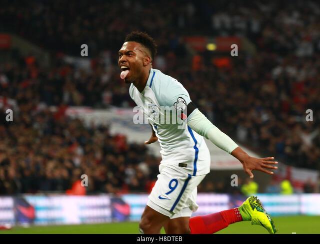 London, UK. 11. November 2016. England gegen Schottland - FIFA World Cup 2018 Qualifier. London, UK. 11.11.2016 Stockbild