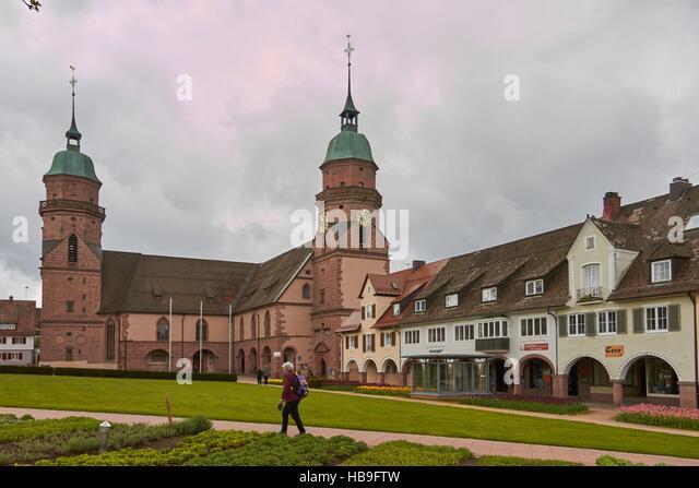 Schwarzwald: Freudenstadt im Schwarzwald Stockbild