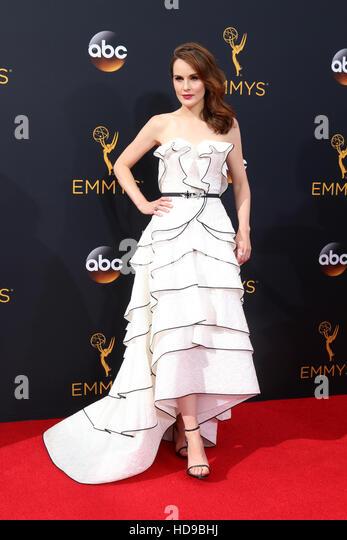 2016 Primetime Emmy Awards - Anreise am Microsoft-Theater am 18. September 2016 in Los Angeles, CA mit: Michelle Stockbild