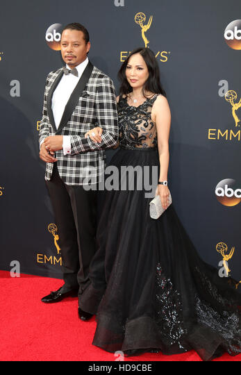2016 Primetime Emmy Awards - Anreise am Microsoft-Theater am 18. September 2016 in Los Angeles, CA Featuring: Terrence Stockbild