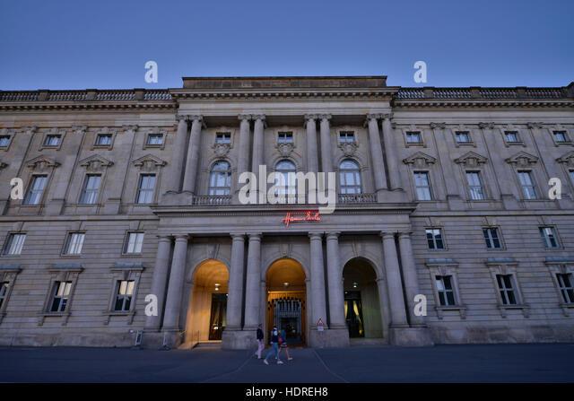 Hochschule Fuer Musik, Hanns Eisler, Schlossplatz, Mitte, Berlin, Deutschland Stockbild