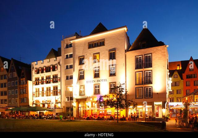 Hotel Koln Am Rheinufer