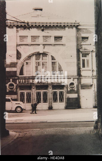 Marble Arch Kino, Butcher Row, Beverley 1950er Jahre DDX1544-1-13 Stockbild
