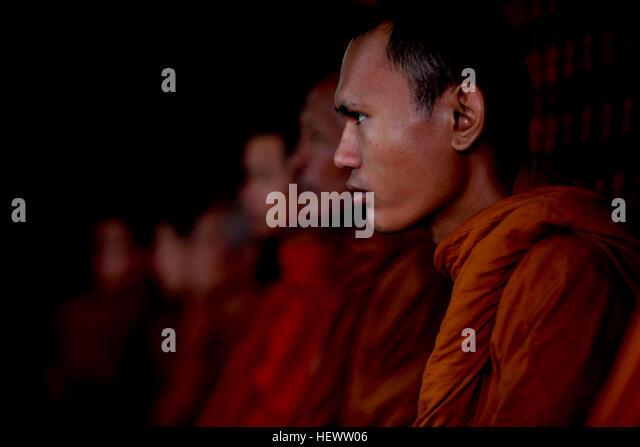 Buddhistischen Thailand Stockbild