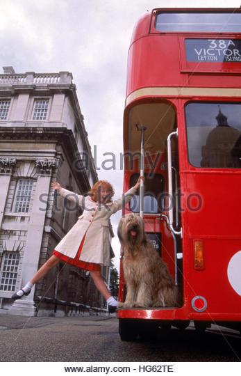 ANNIE (1982) - im Bild: Aileen Quinn Stockbild