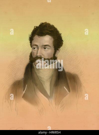 Giovanni sich, besonders mit italienischen Antiquar Stockbild
