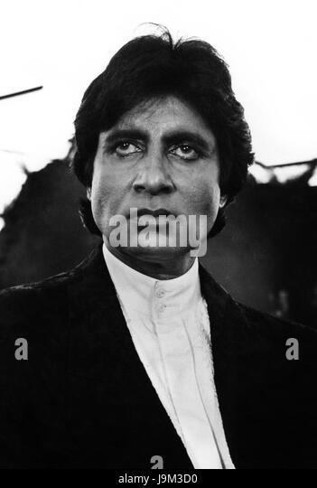Amitabh Bachchan indische Bollywood Hindi Film Filme Schauspieler Indien-VCA-255051 Stockbild