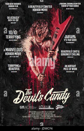 DES TEUFELS CANDY (2015) SEAN BYRNE (DIR) SNOOT ENTERTAINMENT/MOVIESTORE SAMMLUNG LTD Stockbild