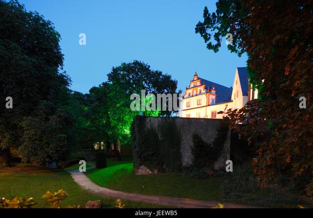 Bestandteil der technischen Universität Darmstadt, Darmstadt, Hessen, Deutschland, Europa I Darmstädter Stockbild