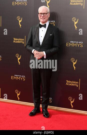 Los Angeles, CA, USA. 11. September 2016. LOS ANGELES - SEP 11: Tim Gunn bei den 2016 Primetime Creative Emmy - Stockbild