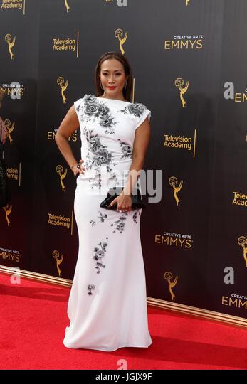 Los Angeles, CA, USA. 11. September 2016. LOS ANGELES - SEP 11: Inaba bei den 2016 Primetime Creative Emmy - Tag Stockbild