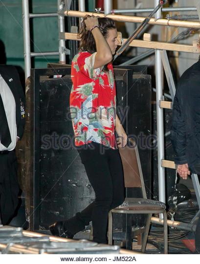 Harry Styles. Hollywood Stockbild