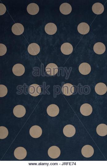 Schwarze Punkte bronzing Abstracts und Hintergründe Hintergrund Stockbild