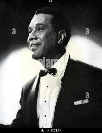 """LESLIE """"Hutch"""" HUTCHINSON UK 30s/40s Entertainer Stockbild"""