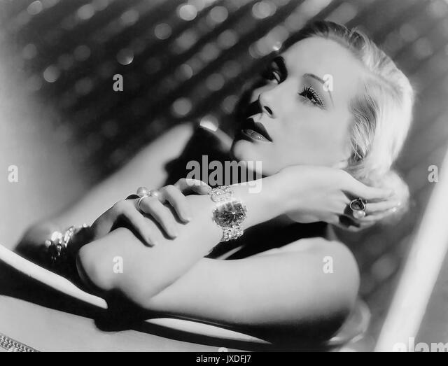 NAGANA 1933 Universal Pictures Film mit Tala Birell Stockbild