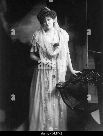 DAISY GREVILLE, Gräfin von Warwick (1861-1938), Herrin von Albert Edward, Prinz von Wales, später Edward Stockbild