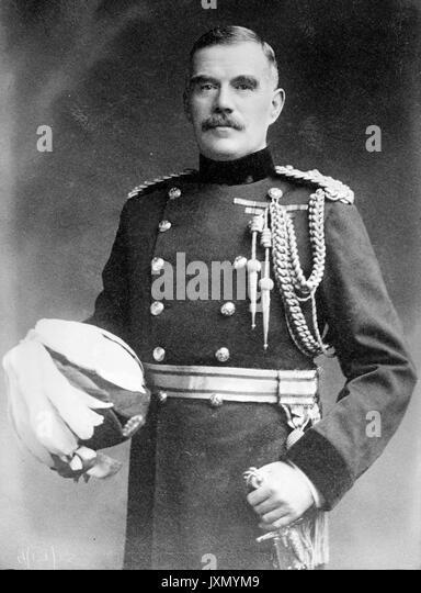 WILLIAM ROBERTSON (1860-1933), britischer Offizier in der Armee im Jahr 1915. Foto: Baines News Service Stockbild