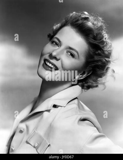 CORNELL BORCHERS (1925-2014) deutsche Schauspielerin ungefähr 1955 Stockbild