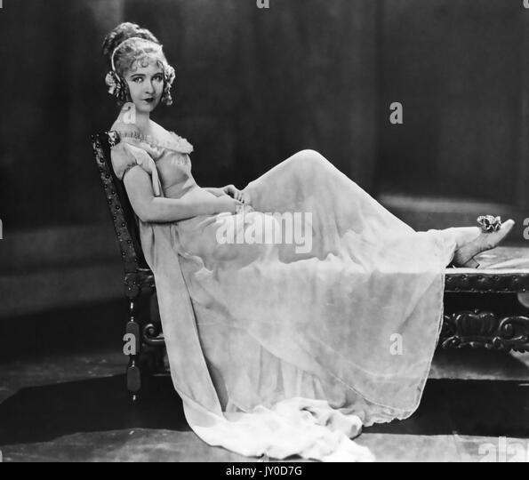 NELL GWYN 1926 Paramount Pictures Film mit Dorothy Gish Stockbild