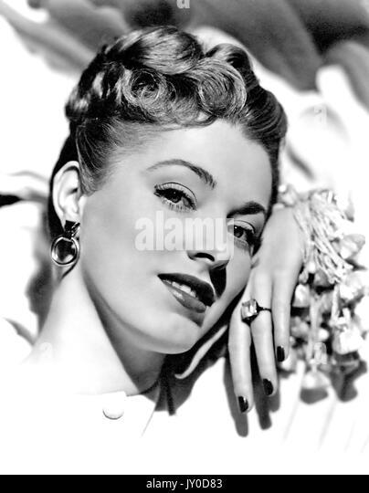 Nie sagen Auf Wiedersehen 1946 Warner Bros Film mit Eleanor Parker Stockbild
