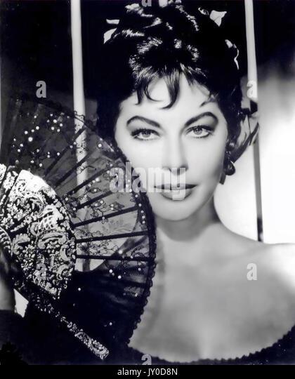 Die NACKTE MAJA 1958 United Artists/MGM Film mit Ava Gardner Stockbild
