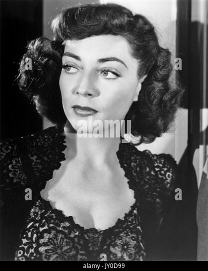 Die schmalen Marge 1952 RKO Film mit Marie Windsor von Robert Fleischer gerichtet Stockbild