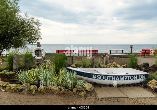 Southampton, Bruce County, Ontario, Kanada Stockbild