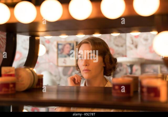 WONDER WHEEL 2017 Amazon Studios Film mit Kate Winslet Stockbild