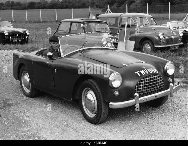 1959 Turner 35 Sport Stockbild