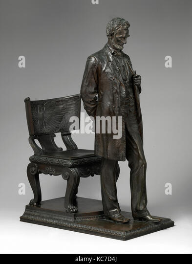 abraham lincoln life mask stockfotos abraham lincoln life mask bilder alamy. Black Bedroom Furniture Sets. Home Design Ideas