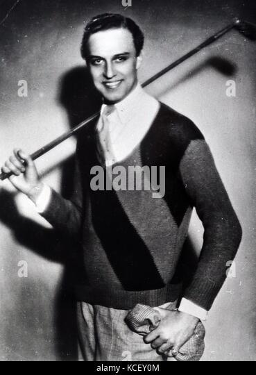 Foto von Werner fuetterer (1907-1991) ein deutscher Film Schauspieler. Vom 20. Stockbild