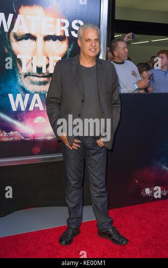 New York, NY - 28. September 2015: Eric Ripert besucht Roger Waters the wall New York Premiere auf Ziegfeld Theater Stockbild