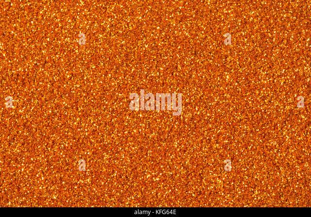 Orange glitzern. Hintergrund für Ihr Design. Stockbild