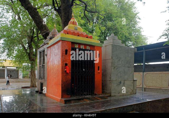 Kleine Tempel in siddheshwar Tempel, komplex, belagavi, Karnataka, Indien, Asien Stockbild