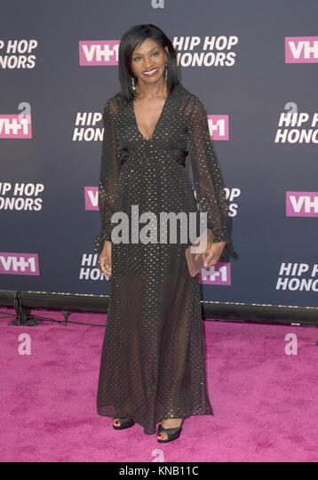 New York, NY - 11. Juli 2016: Jenny Jules besucht 2016 VH1 Hip Hop Honors: All hail The Queens am Lincoln Center Stockbild