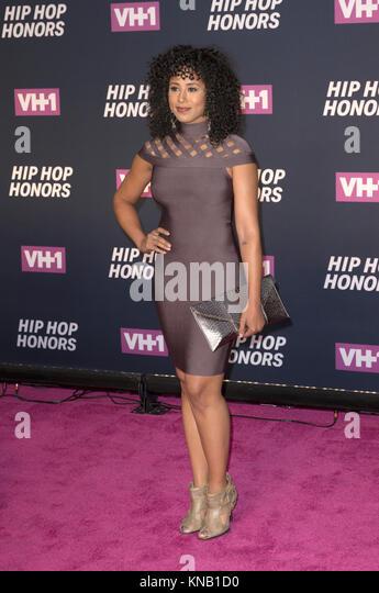 New York, NY - 11. Juli 2016: Margot Bingham besucht 2016 VH1 Hip Hop Honors: All hail The Queens am Lincoln Center Stockbild