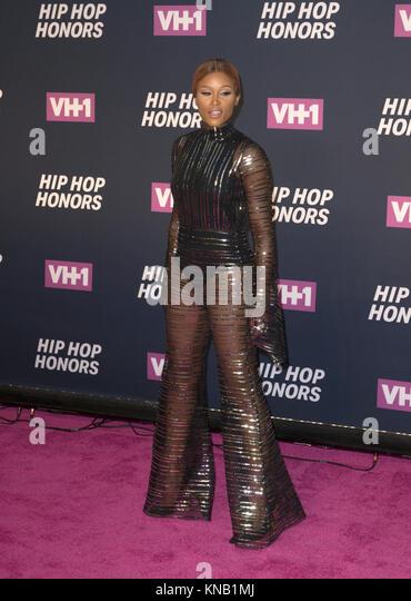 New York, NY - 11. Juli 2016: Eva besucht 2016 VH1 Hip Hop Honors: All hail The Queens am Lincoln Center Stockbild