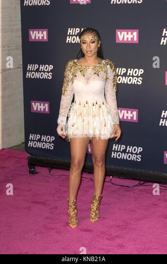 New York, NY - 11. Juli 2016: Keyshia Cole besucht 2016 VH1 Hip Hop Honors: All hail The Queens am Lincoln Center Stockbild