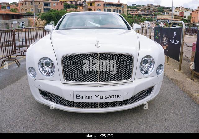 Bentley Birkin Mulsanne, Limited Edition für den europäischen Markt gebaut und von Bentley Boy Tim Birkin, Stockbild