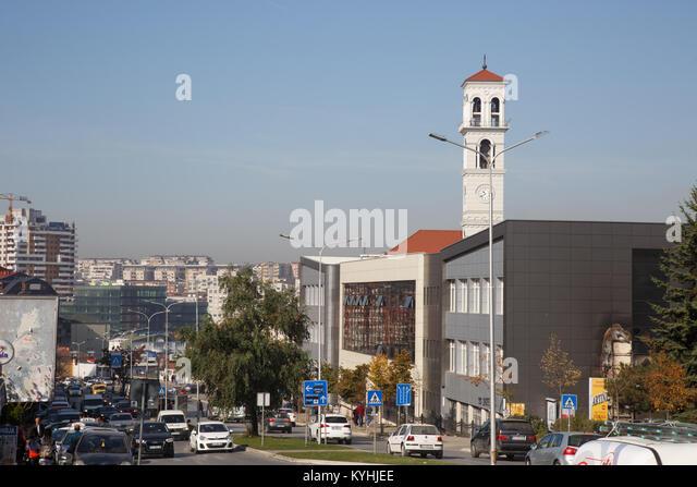 Kosovo. 2017. Stockbild