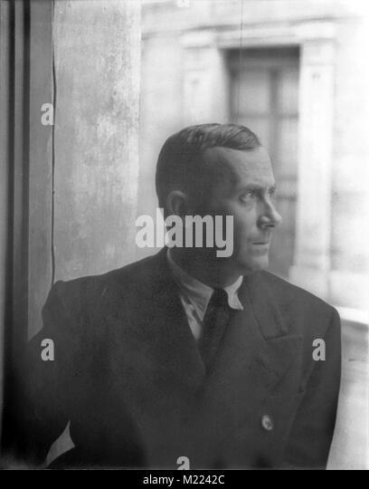 Joan Miró i Ferrà (1893-1983), spanischer Maler und Bildhauer Stockbild
