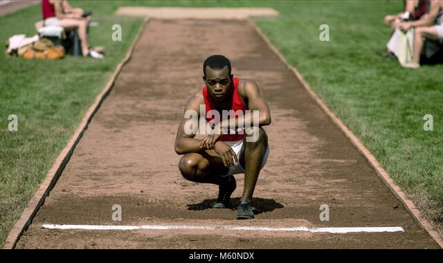STEPHAN JAMES RACE (2016) Stockbild