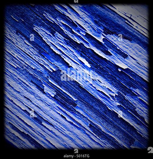 Abstrakt blau Textur Formen Stockbild
