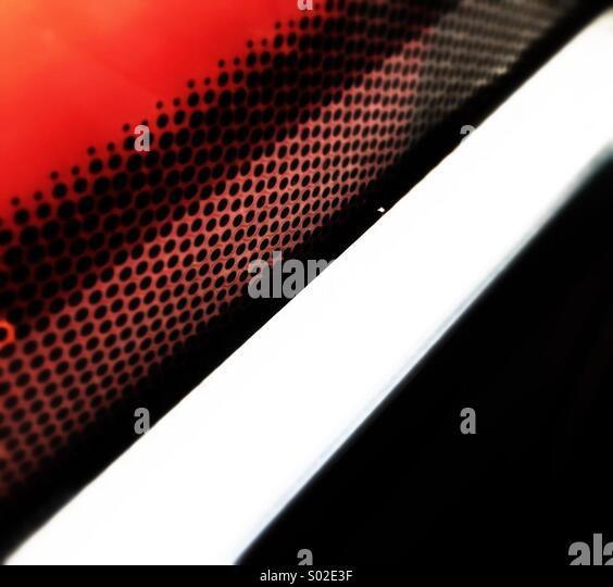 Abstrakte Fleck auf Stockbild