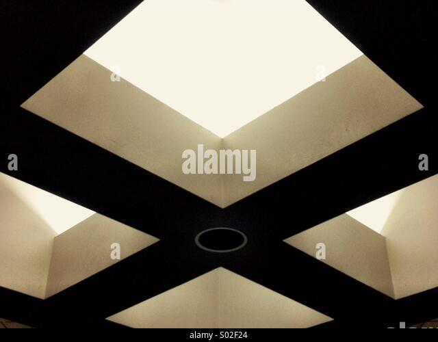 Abstrakt Architektur. Stockbild