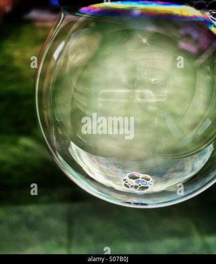 Blase Stockbild