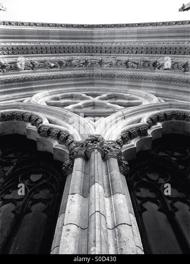 York Minster Stockbild