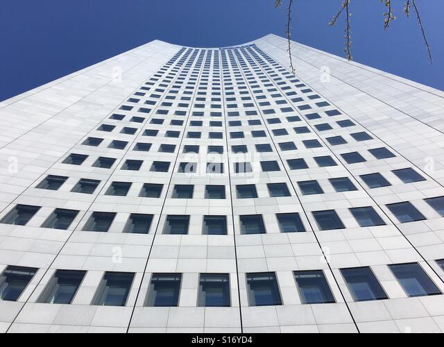 Minimalismus-Architektur Stockbild