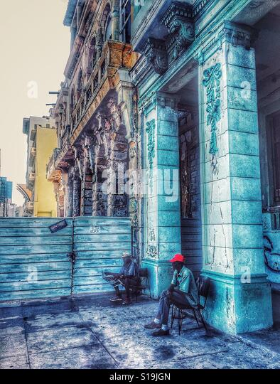 Kubaner Stockbild