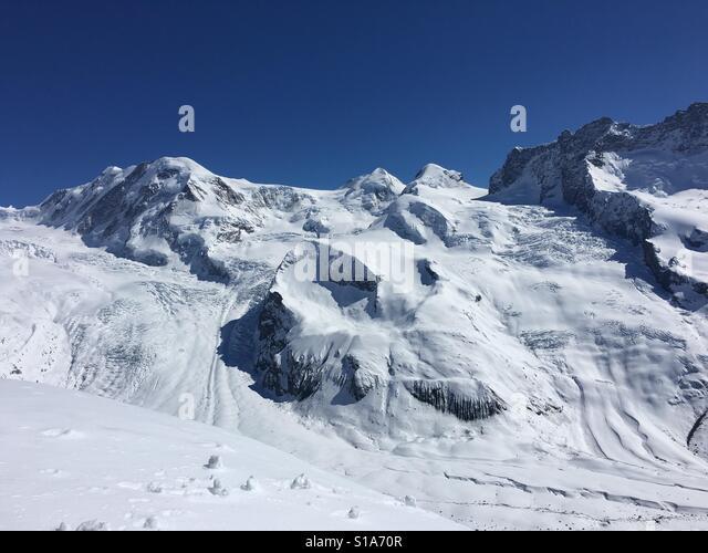 Berge Stockbild